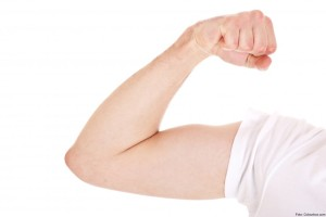 Man's Arm.